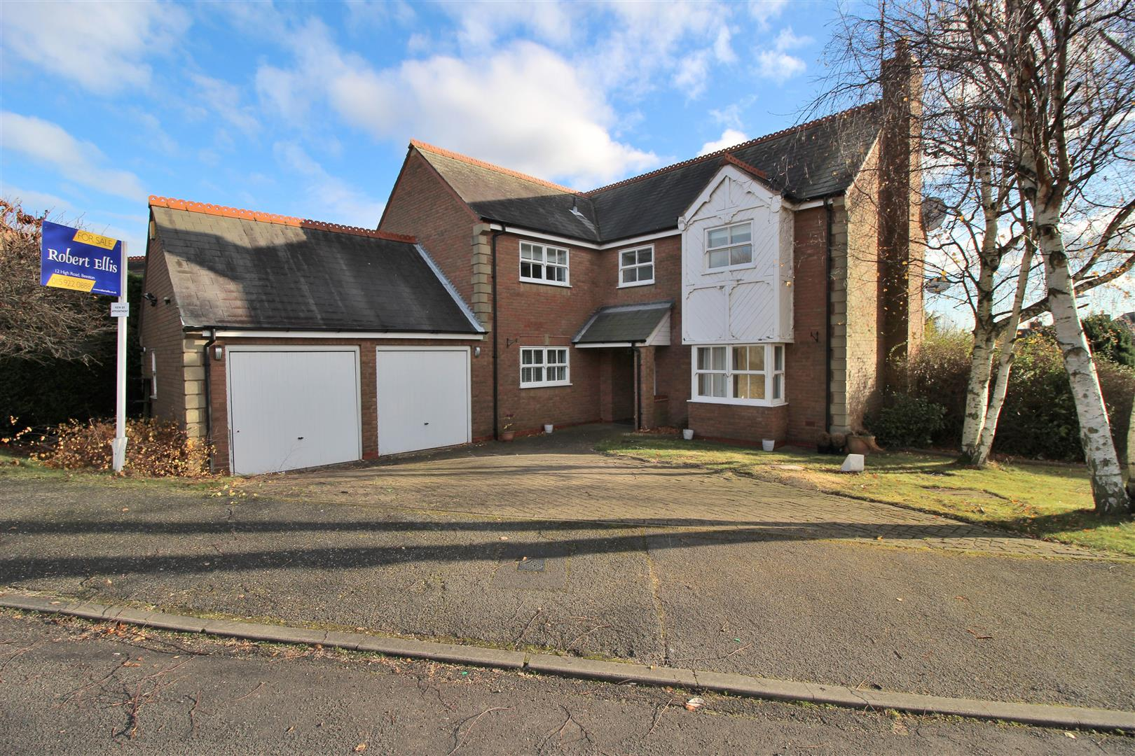 4 Bedrooms Detached House for sale in The Chancery, Bramcote Village